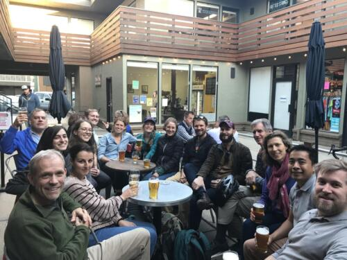 Safford Lab Bar Crawl 2019